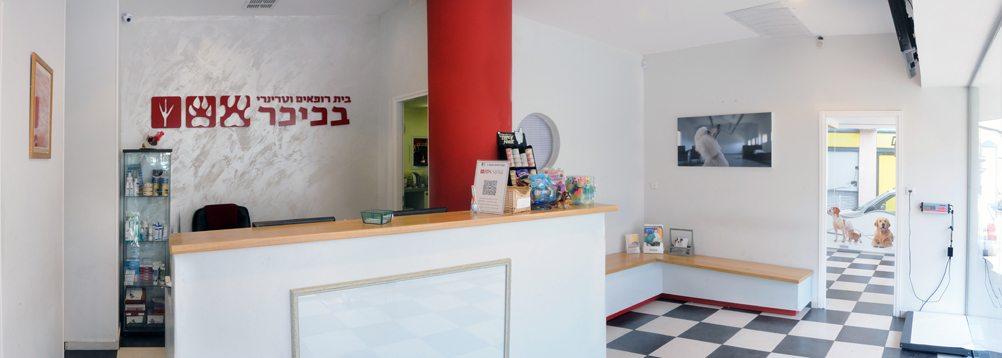 מרפאה וטרינרית בתל אביב